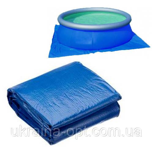 Подстилка для круглых бассейнов Bestway 58031. Длина: 576 см. Ширина: 576 см.