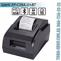 Принтер чеков Spark XP-C58A.U+BT, фото 1