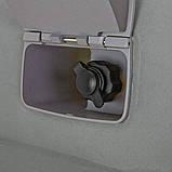 Надувная велюр кровать с электронасосом 220В. Размер: 152х203х46 см. Нагрузка: 273 кг. Intex 64770, фото 6