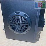 Музыкальный центр активная акустическая система + колонки Ailiang UF-618, 880W пульт, подсветка, фото 5