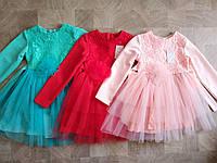 Платья детские нарядные оптом Пишное, фото 1