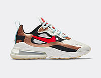 Женские кроссовки Nike Air Max 270 React CT3428-100 Оригинал, фото 1