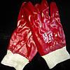 Перчатки красные БМС, пара
