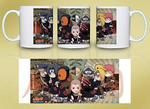 Кружка Geek Land Наруто Naruto Акацуки и все NA.02.072