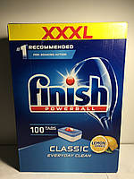 Таблетки Finish Powerball Classic лимон для посудомийної машини 100 шт.