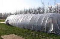 Пленка полиэтиленовая белая, 100 мкм, 1,5 м рукав, 100 м длина