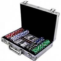 Покерный набор на 200 фишек №200