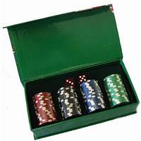 Покерный набор на 72 фишки №72