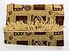 Покривала (дивандек) велюр, 90х160см 2 шт., кольори в асортименті