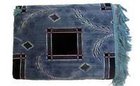 Покрывало (дивандек) гобелен, 140х200см, цвета в ассортименте