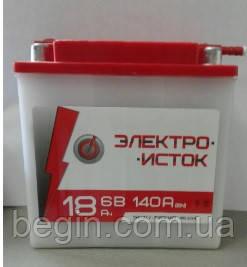 Мото аккумулятор Электроисток 3мтс 18