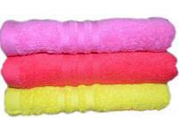 Полотенце махровое 100х150см, Индия, цвета в ассортименте