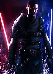 Картина GeekLand Star Wars Звёздные воиныДжедай40х60см SW.09.005