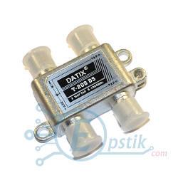 Ответвитель T-208 DS, 5-1000MHZ, DATIX