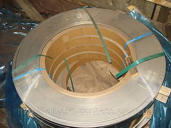 Нержавеющая лента холоднокатанная  AISI 304 08Х18Н10 0,7Х60,0 2В, фото 2