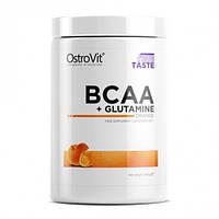 Аминокислоты OstroVit BCAA + Glutamine 500g, фото 1