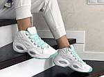 Жіночі кросівки Reebok (білі) 9020, фото 4