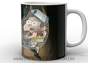 Кружка Gravity Falls Dipper