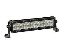 Світлодіодна фара С3 72W (6480Lm). SMD: 24х3W. Дальній-комбо. 86х80х355мм