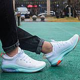 Кроссовки белые 45,46 размер, фото 3
