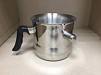 Молоковарка со свистком 1,5 л Молочник Krauff