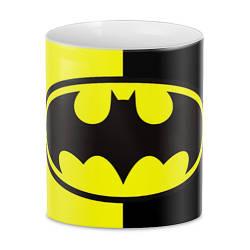 Кружка GeekLand Бэтмен Batman Бэтмен ЛОГО BM.02.036