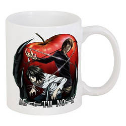 Кружка чашка Death Note №21