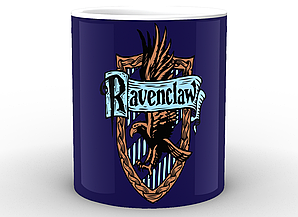 Кружка  Harry Potter Гарри Поттер Когтевран  Ravenclaw HP.02.006