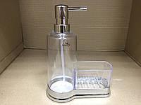 Дозатор для жидкого мыла indecOrс отделением для губки Турция