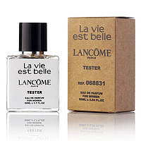Lancome La Vie Est Belle EDP 50ml TESTER  (парфюмированная вода Ланком Ла Ви Э Бель тестер)