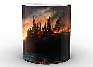 Кружка GeekLand Harry Potter Гарри Поттер замок HP.02.009