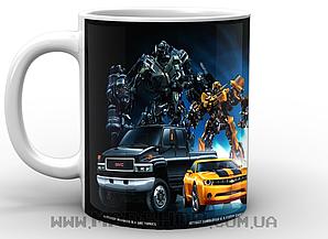 Кружка GeekLand Трансформеры Transformers арт TF.002.02