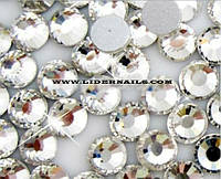 Стразы на ногти Swarovski Crystal 50 штук серебро SS5