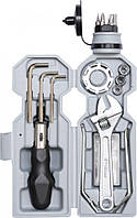Набір інструментів для ремонту та обслуговування велосипедів Vorel 77795