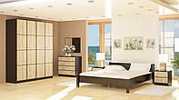 Спальня Фантазия-1 (Мебель-Сервис)
