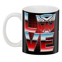 Кружка GeekLand Трансформеры Transformers love Autobots TF.002.22