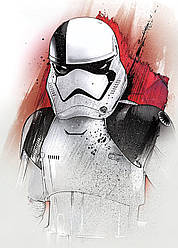 Картина GeekLand Star Wars Звёздные воиныштурмовик40х60см SW.09.001