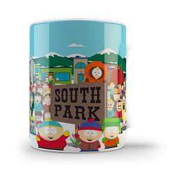 Кружка Южный парк