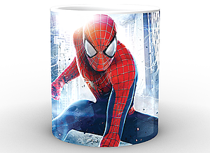Кружка GeekLand Человек-Паук Спайдермен Spider-Man Marvel SM.02.005