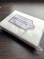 Салфетки перфорированные для маникюра и наращивания ресниц , уп.1000 шт.
