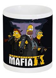Кружка Симпсоны Мафия The Simpsons