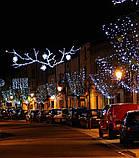 Световые электрические гирлянды на деревья ЛУЧ-5, фото 2