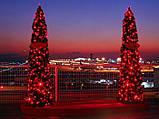 Световые электрические гирлянды на деревья ЛУЧ-5, фото 3