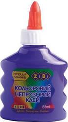 Клей фиолетовый непрозрачный на PVA-основе, 88 мл