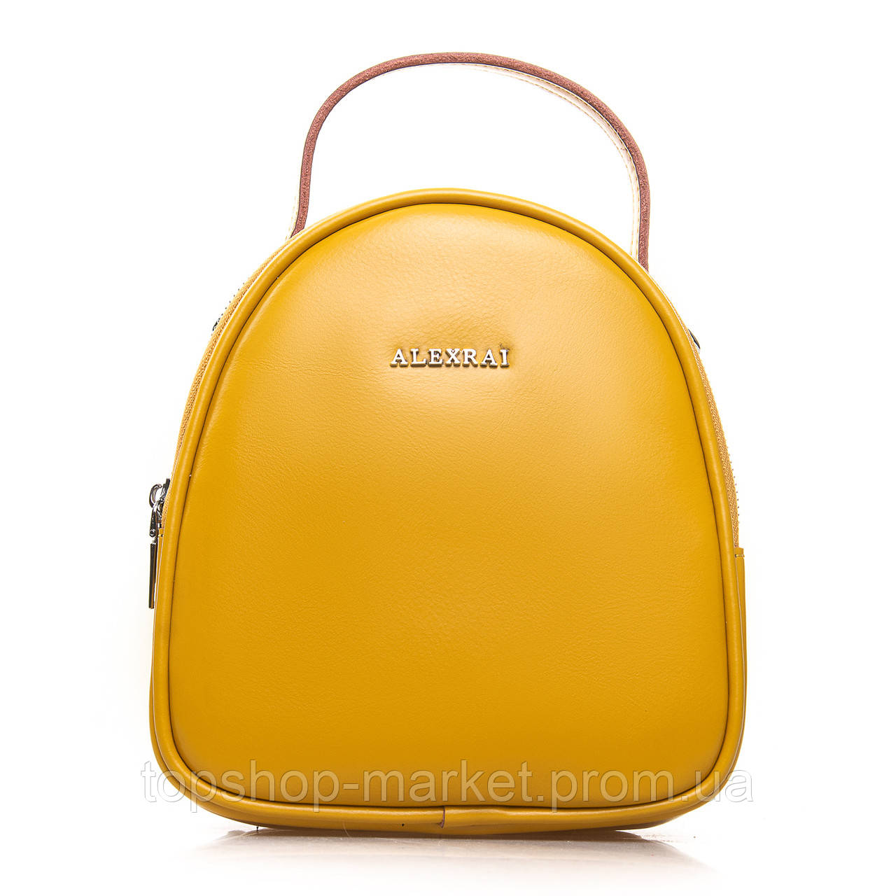 Сумка Женская Клатч кожа ALEX RAI 2-01 2228 yellow