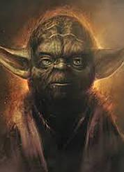 Картина GeekLand Star Wars Звёздные воины Йода40х60см SW.09.008