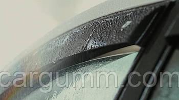 Вітровики Mazda 121 (DB) Sd 1991-1996 дефлектори вікон