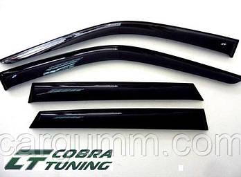 Вітровики Mazda Demio 2003/Mazda 2 2003-2007 дефлектори вікон