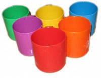 Чашка пластиковая (кружка) 0,25л