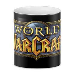 Кружка GeekLand World of Warcraft Мир Военного Ремесла лого WW.02.62